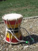Indische Damroo Monkey Drum