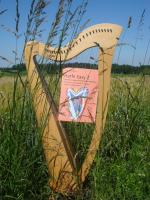 """Einsteiger Lehrbuch / Notenheft """"Harfe Easy 2"""" von Angelika Kutscher"""