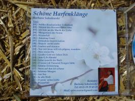 Schöne Harfenklänge 22 heitere Harfenstücke von Barbara Sobolewski