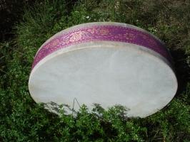 Ocean Drum 30 cm mit Tasche