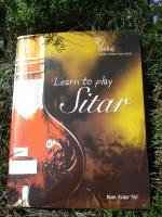"""Sitar Lehrbuch """"Learn to play Sitar"""""""