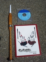 """Lehrbuch """"The Bagpipe Tutor Book"""" + CD """"Learn To Play The Bagpipe"""""""