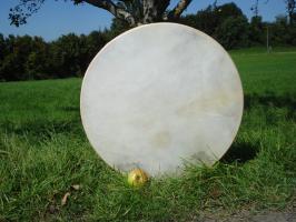 Ocean Drum, Meerestrommel 55 cm 22 Zoll Durchmesser