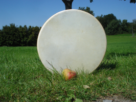 Ocean Drum, Meerestrommel 35 cm 14 Zoll Durchmesser