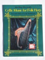 """Harfen Notenheft """"Celtic Music for Folk Harp"""""""