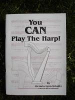 "Lehrbuch Harfe ""you can play the harp"""