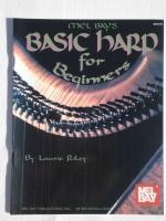 """Lehrbuch Harfe """"basic harp for beginners"""""""